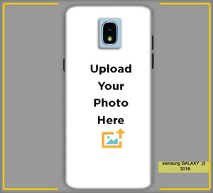 CustomizedIntex Samsung Galaxy J3 (2018)4s Mobile Phone Covers & Back Covers with your Text & Photo