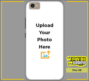 Customized vivo x9 Mobile Phone Covers & Back Covers with your Text & Photo