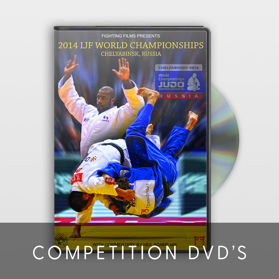 Competition DVD's