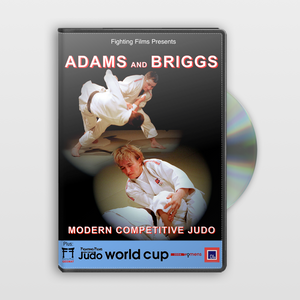 Adams and Briggs - Modern Competitive Judo