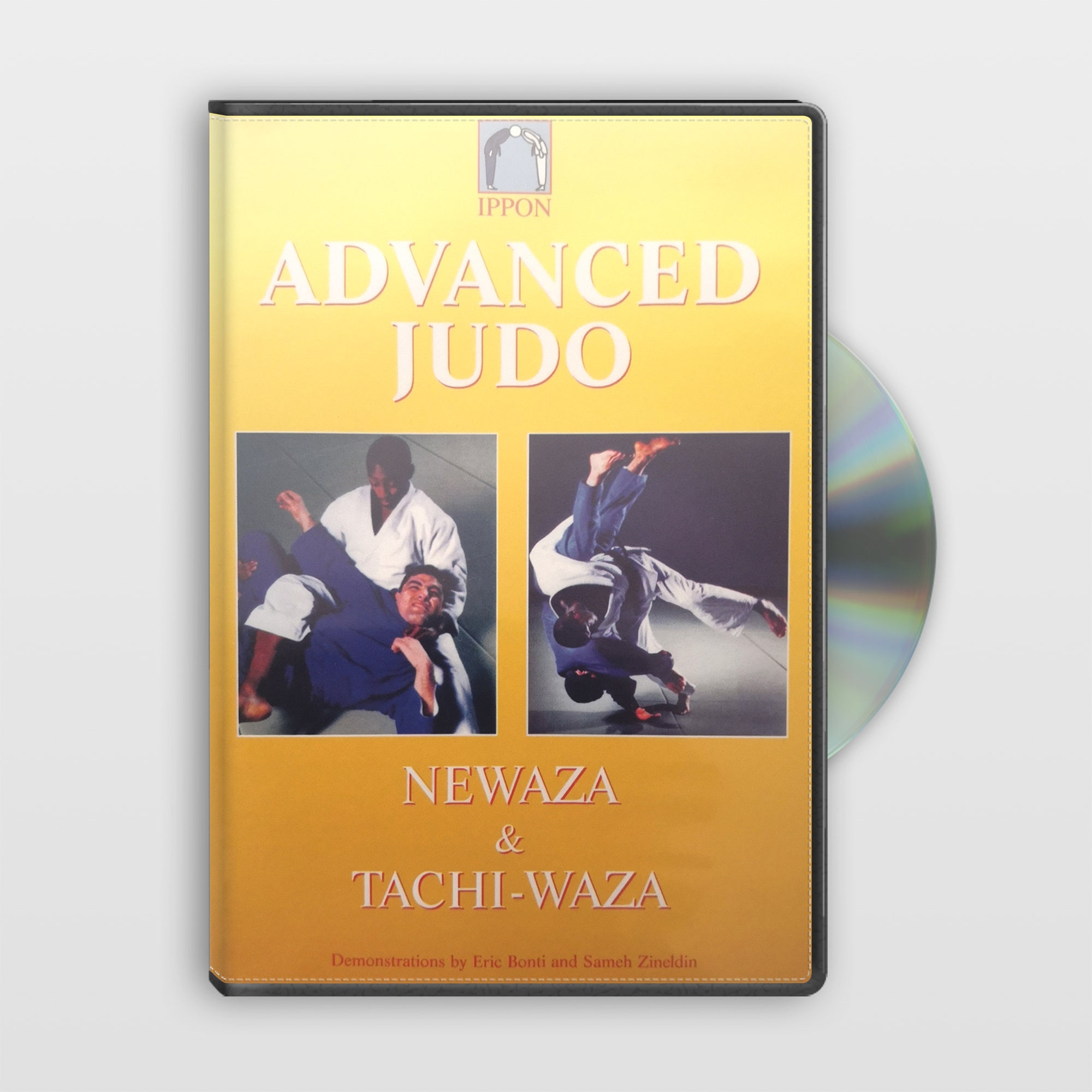 ADVANCED JUDO - Newaza & Tachi-Waza