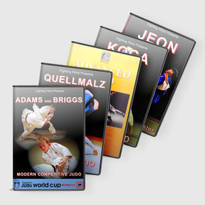 Coaching Bundle - 5 DVD Bundle Offer