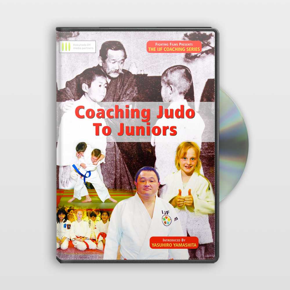Coaching Judo to Juniors