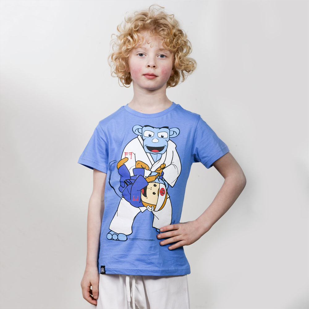 Child's Koka Kids Blushido T-Shirt