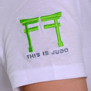 'THIS IS JUDO' Ladies T-Shirt
