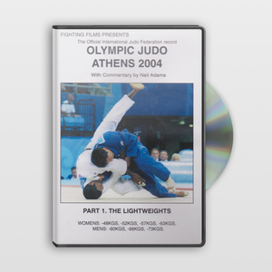 2004 Olympic Judo - Part 1. The Lightweights