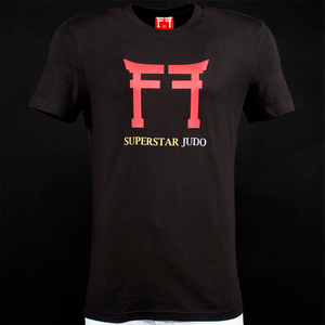 Superstar Judo Adult's T-Shirt