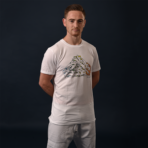 'Graffiti Judo' Adult's T-Shirt