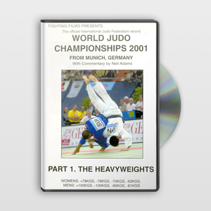 2001 World Judo Championships - Part 1. The Heavyweights