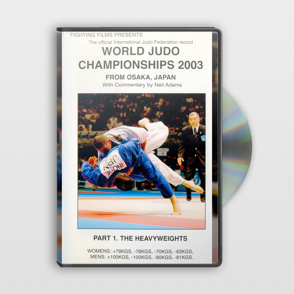 2003 World Judo Championships - Part 1. The Heavyweights