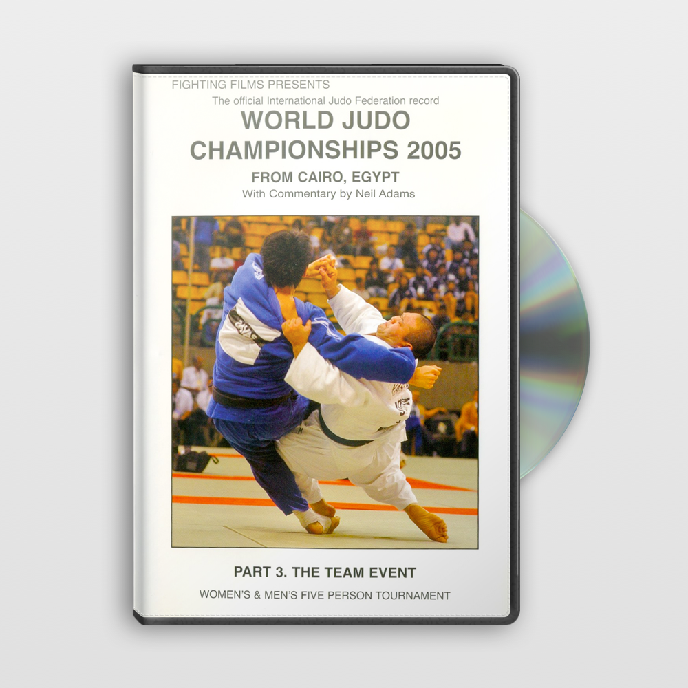 2005 World Judo Championships - Part 3. The Team Event