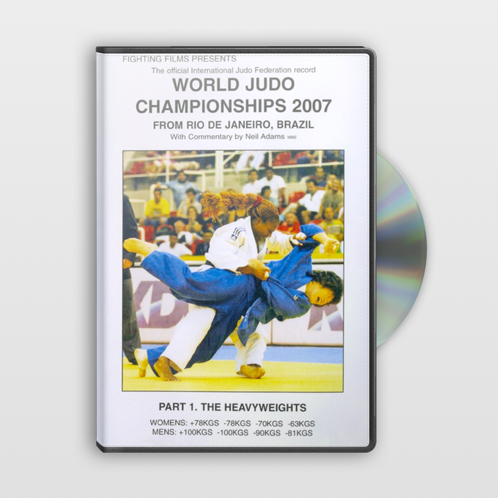 2007 World Judo Championships - Part 1. The Heavyweights
