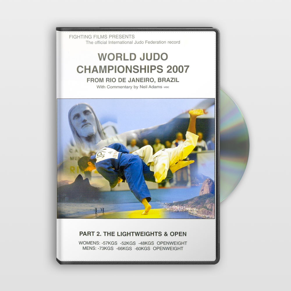 2007 World Judo Championships - Part 2. The Lightweights & Open