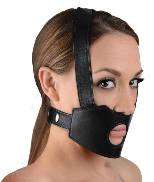 Face Fuk II Dildo Face Harness