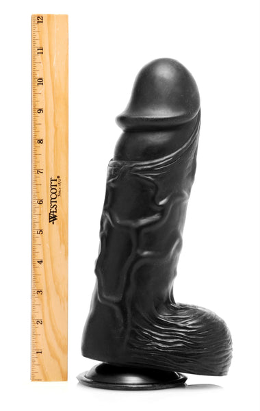 "Giant Black 10.5"" Dong"