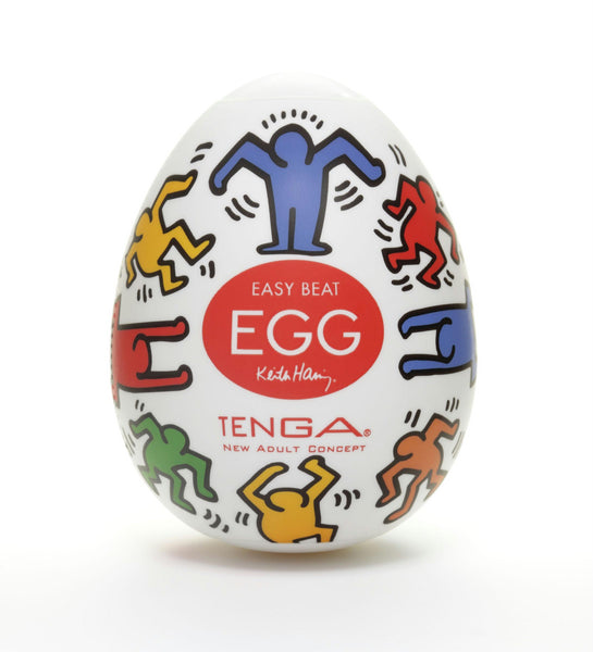 Tenga Egg - Keith Haring Dance