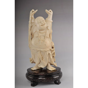 Mammoth Ivory- Laughing Buddha