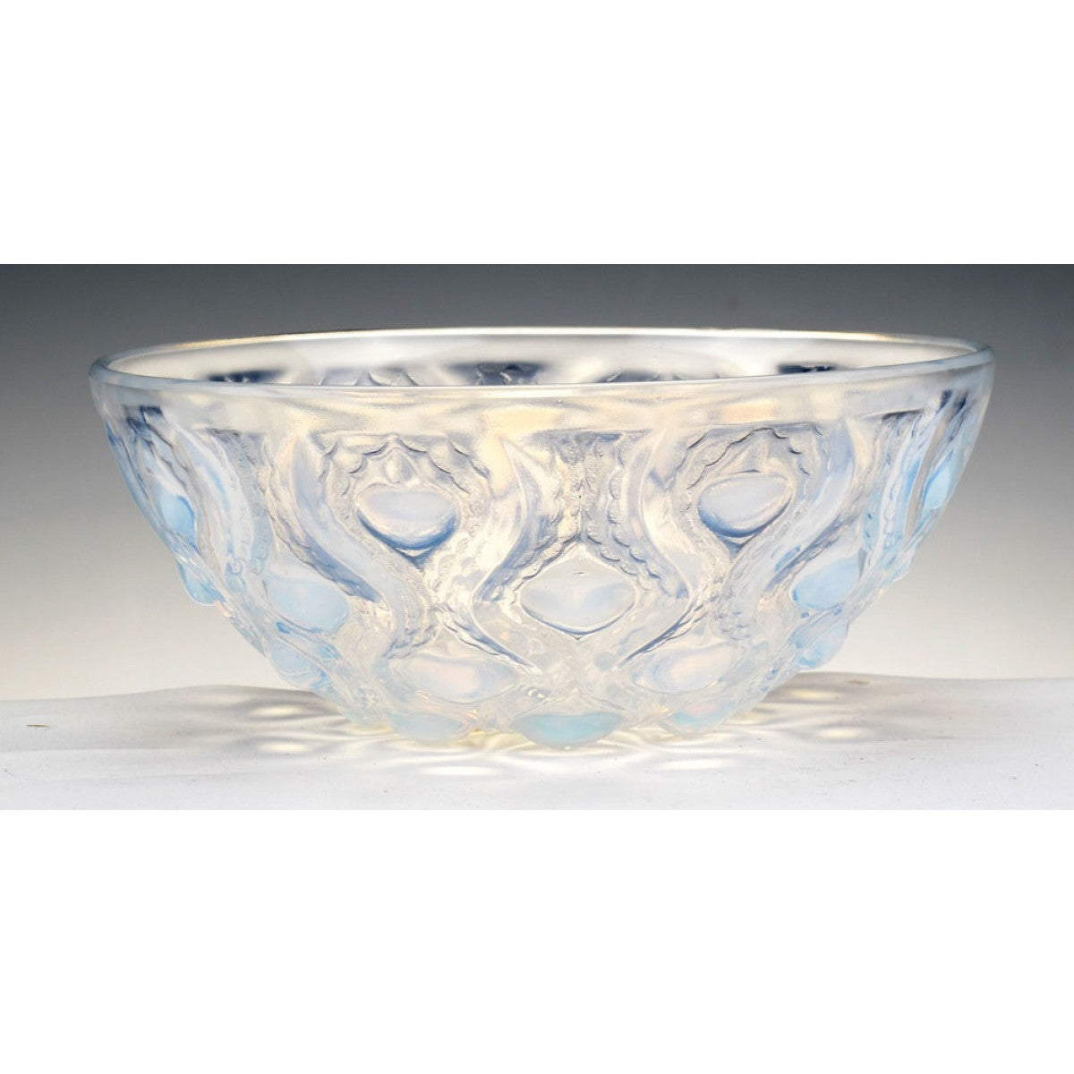 Opalescent bowl