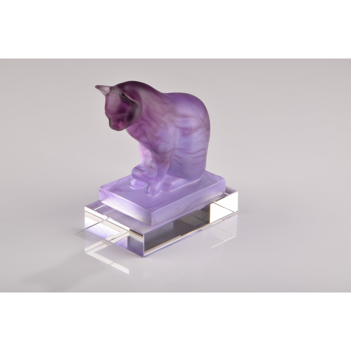Crystal Purple Cat