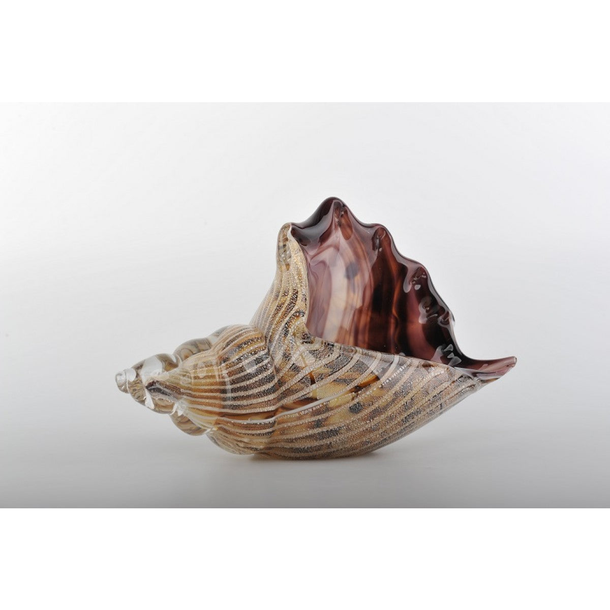 Glass Decoration of Seashell