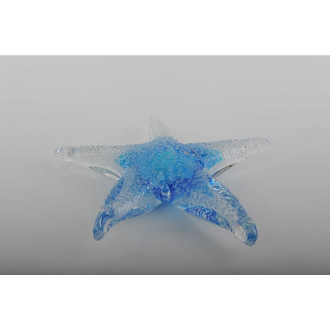 Glass Decoration of Starfish