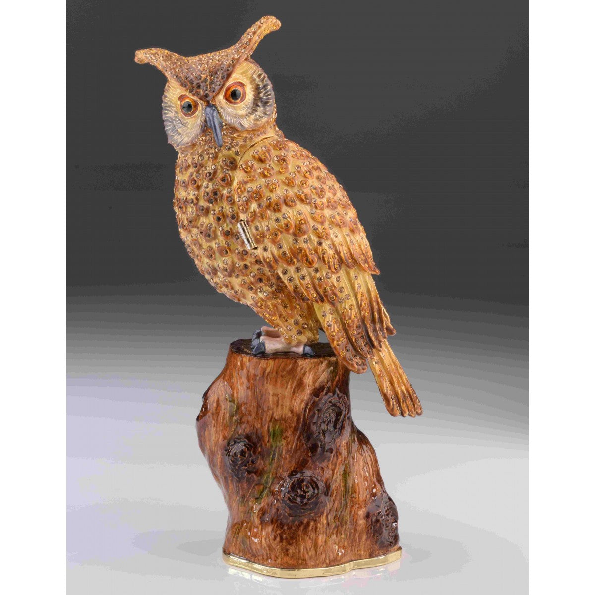 Large Brown Owl