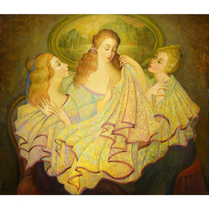 Three Women by Marina Grigoryan