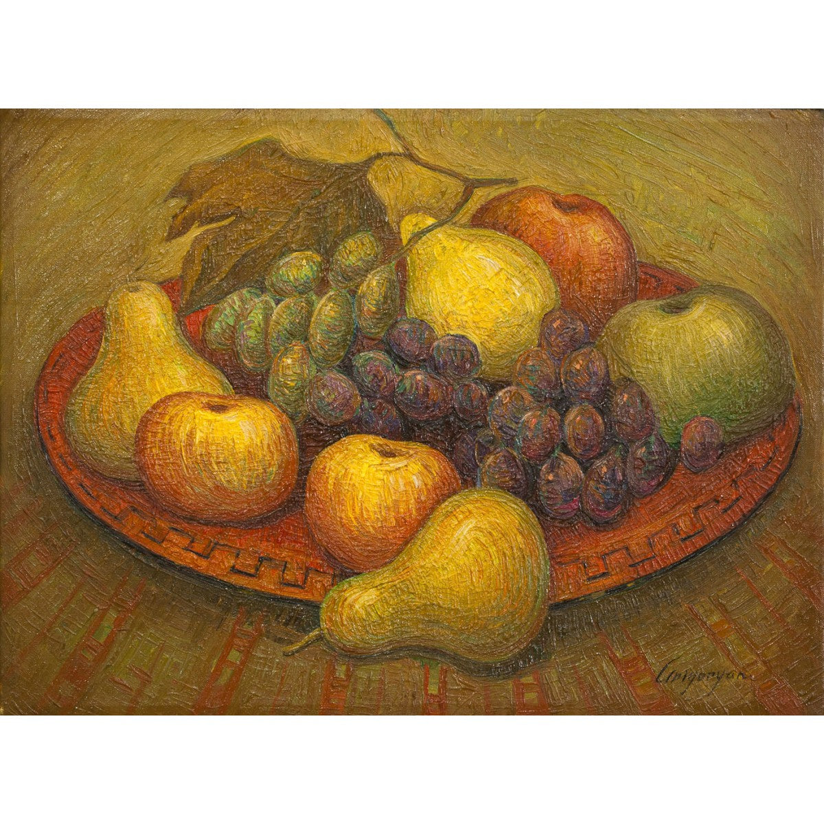 Fruits by Marina Grigoryan