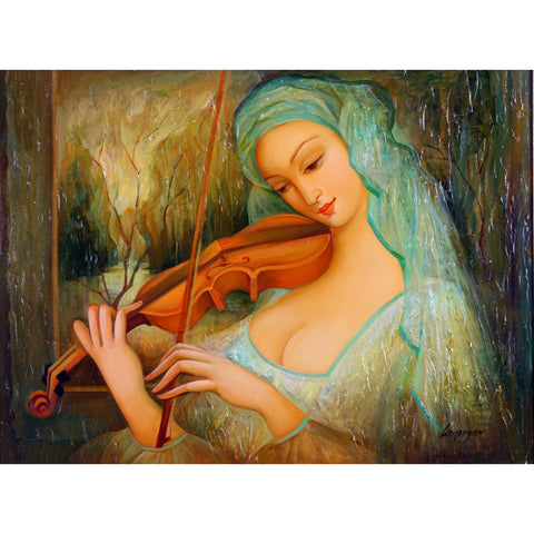 Violin Song by Marina Grigoryan