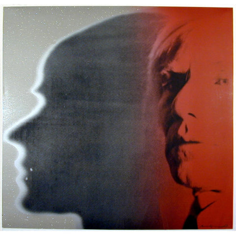 The Shadow (From Myths Portfolio), 1981 by Andy Warhol (1928-1987)