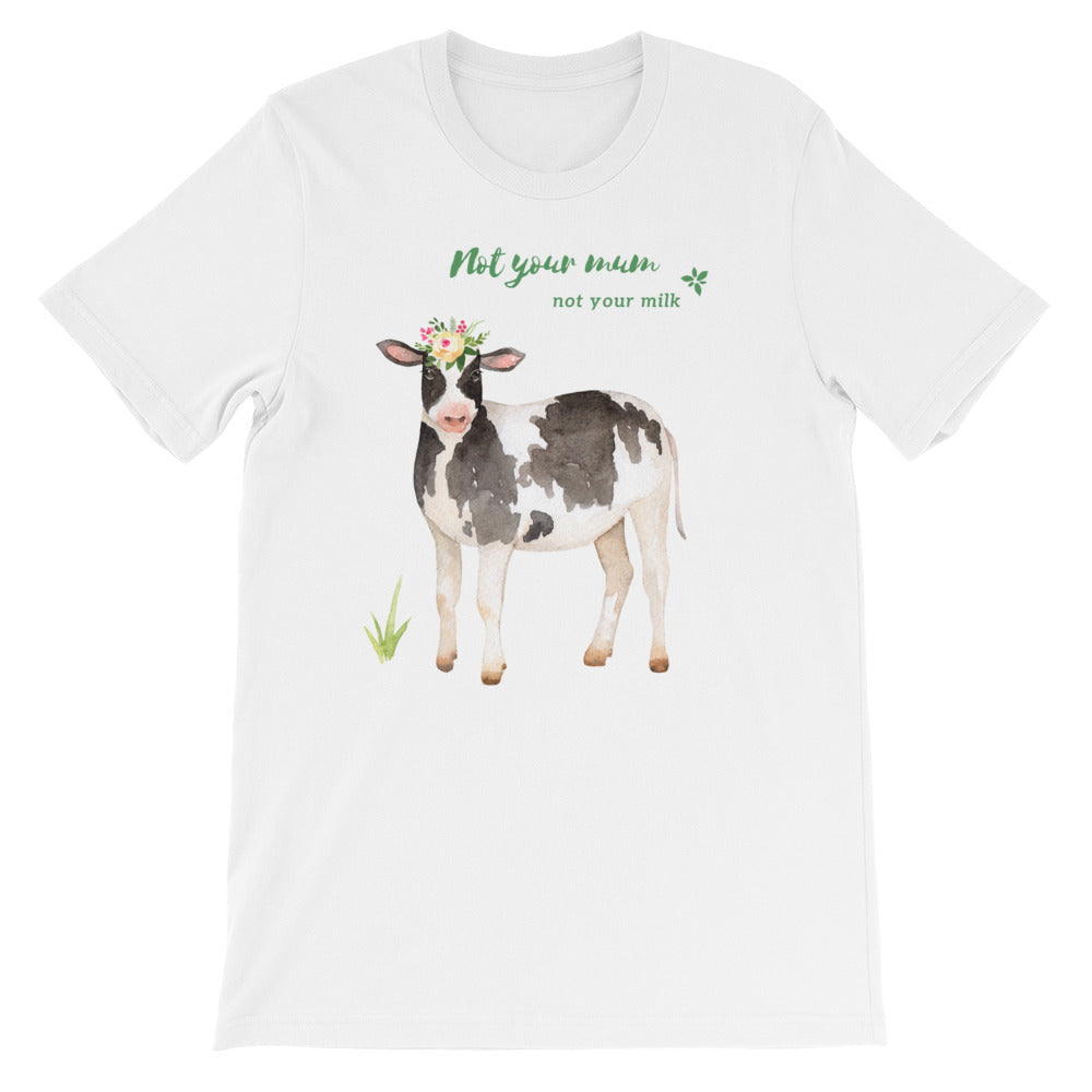 Vegan T-shirt Vegan Clothing Material