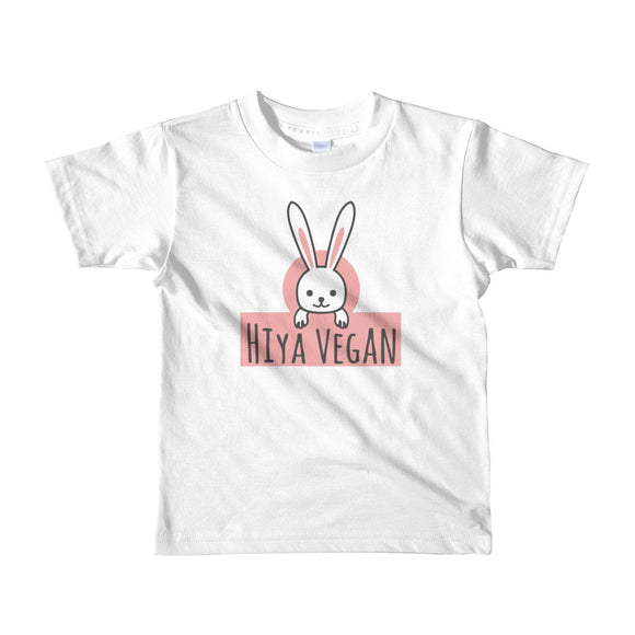 Vegan Clothing Vegan T-shirt for Kids