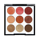 NOVO Glitter Eye Shadow Powder Palette