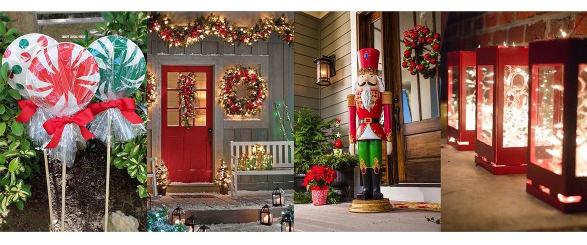 6 Ways Christmas Decor to Wow Your Friends