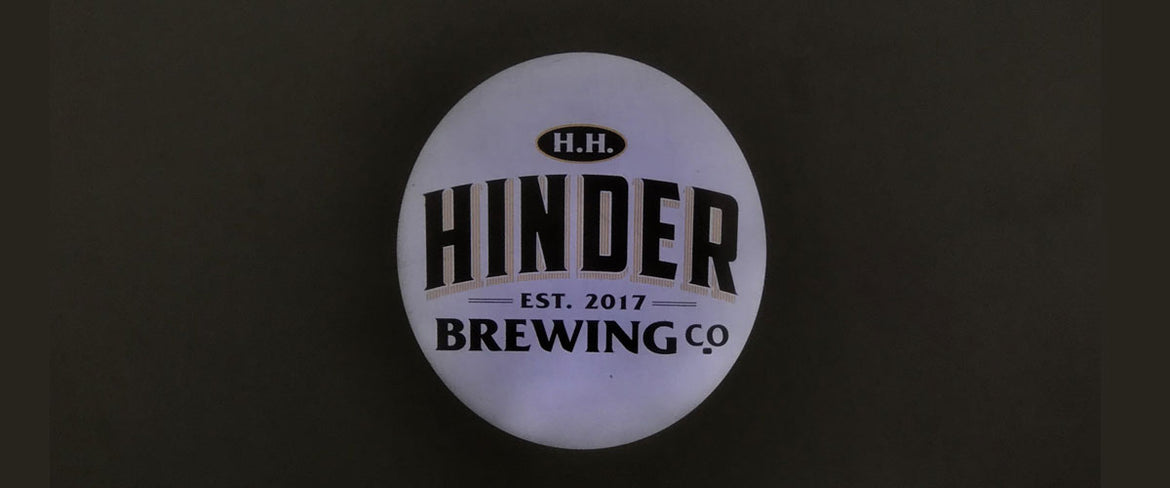 24TH AUGUST 2018 CUSTOMER CASE—HH Hinder Brewing Company