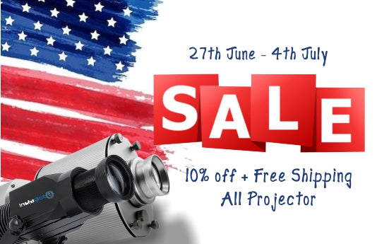 The Fourth of July Sale