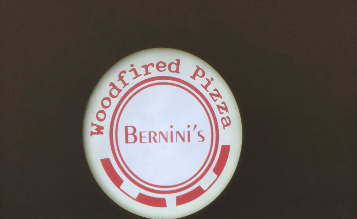 26 June 2018 - Bernini's Woodfired Pizza
