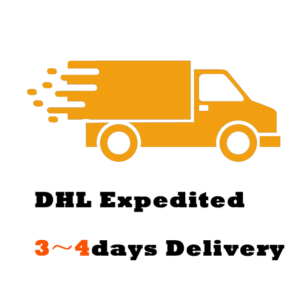 DHL Expedited 3~4days Delivery - Instagobo