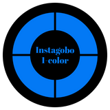 One Color Glass Gobo Custom Instagobo