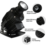 40W Gobo Projector, Indoor/Outdoor