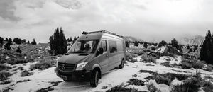 THE STEALTHY MARMOT – CHRIS BENCHETLER'S FOUR MONTH #VANLIFE JOURNEY NORTH