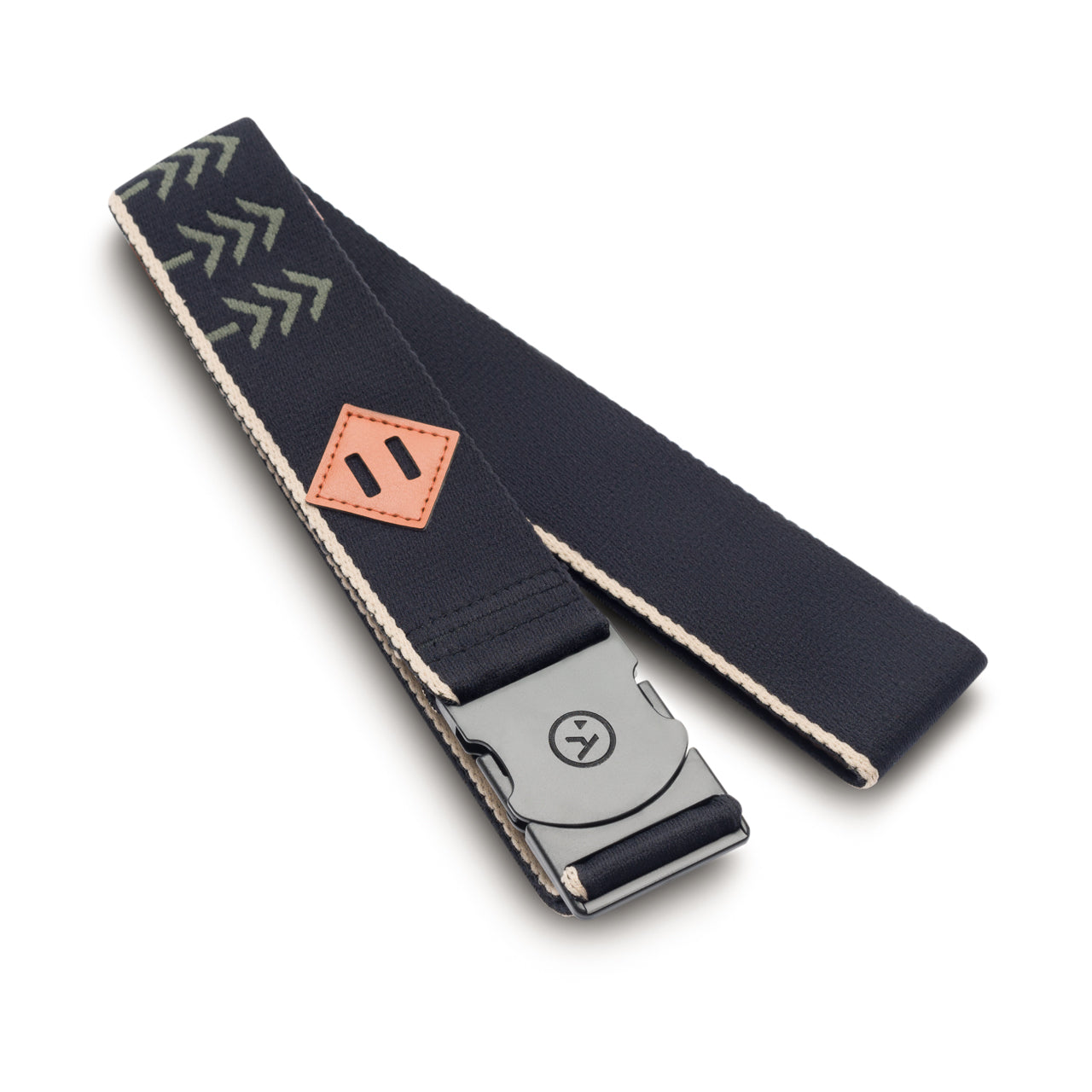 Arcade Belts Blackwood Black/Khaki