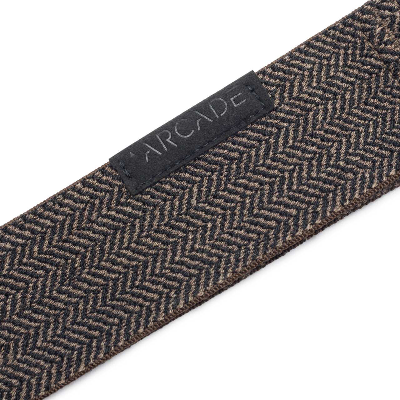 Arcade Belts Hemingway Brown and Black