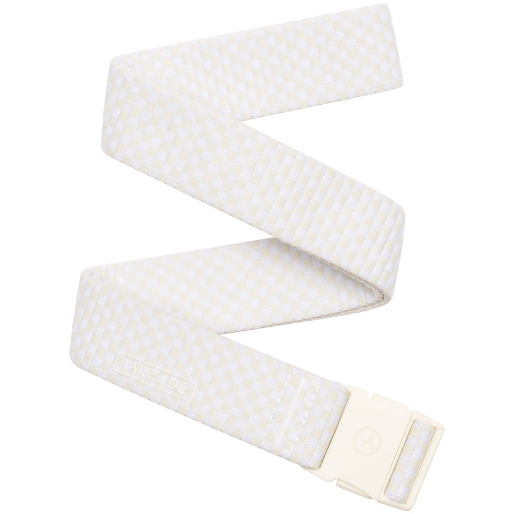 Arcade Belts Pronto Slim in Cream