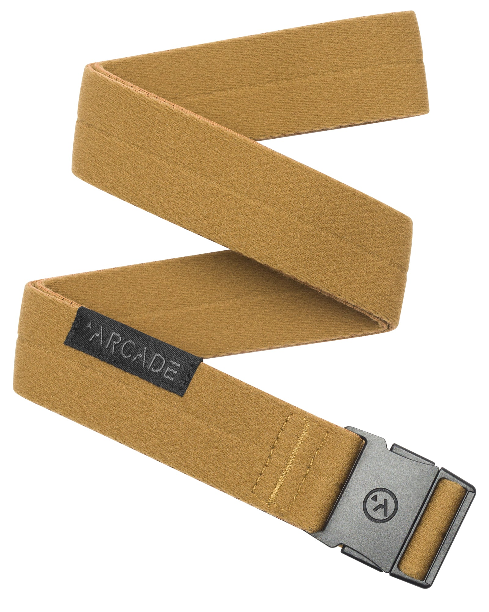 Arcade Belts Ranger Slim Metal Brown