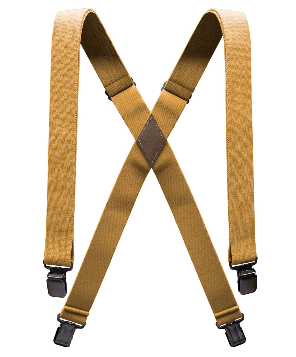 Arcade Belts Jessup Metal Brown