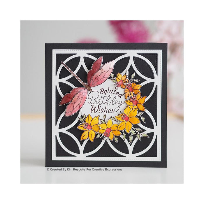 Designer Boutique Clear Stamp: Dragonfly Delight (UMSDB045)