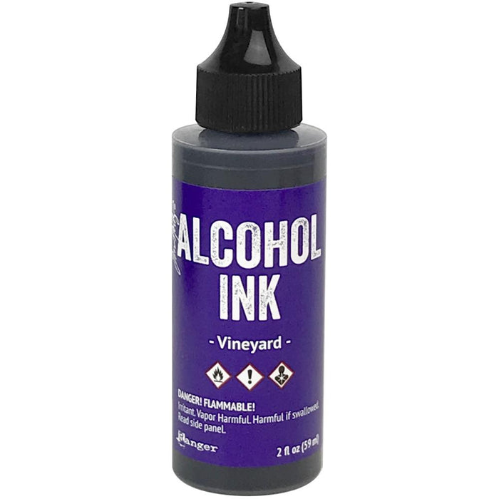 Tim Holtz Alcohol Inks, Choose Your Color (January 2020)-Only One Life Creations