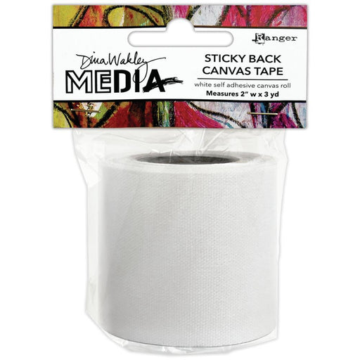 "Dina Wakley Media 2"" Stickyback Canvas Tape (MDA76445)-Only One Life Creations"