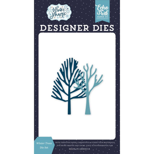 Echo Park Dies: Winter Trees (IM223041)-Only One Life Creations
